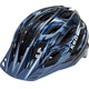 KED Companion Helmet Black Blue Glossy